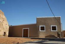 """Photo of ضمن برنامج ولي العهد لتطوير المساجد التاريخية.. مسجد """"الجلعود"""" وقصة 267 عامًا"""
