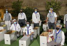 Photo of رواد وأصدقاء الكشافة بالأحساء يبدؤون تجهيز مبادرة توزيع السلال الغذائية الرمضانية