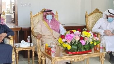 Photo of محافظ طبرجل يفتتح جمعية الغد للأيتام بالمحافظة