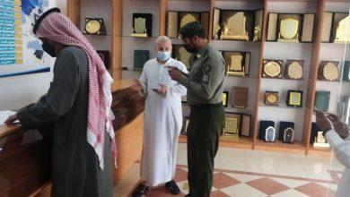 Photo of جوازات الجوف تواصل جولاتها الميدانية للتأكد من التزام المنشآت بالتوطين