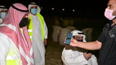 "Photo of تطوعي أمانة الجوف ينفذ 35 جولة توعوية ضمن مبادرة ""عيدنا سالمين"""