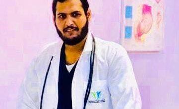 Photo of عبد الرحمن بن عبدالله المحمد يحصل على درجة البكالوريوس وشهادة الامتياز في قسم الطب والطوارئ