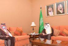 Photo of أمير تبوك يستقبل سفير خادم الحرمين الشريفين لدى الأردن