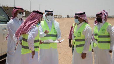 Photo of رئيس بلدية دومة الجندل يوجه باستكمال وصيانة حديقة الرديفة والرافعية