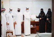 Photo of جمعية سر الفن البصري بالقريات تتسلم شهادة تسجيلها.