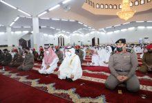 Photo of محافظ طبرجل يتقدم المصلين في صلاة عيد الأضحى المبارك
