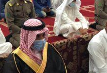 """Photo of """"فواز بن دعيجاء"""" يتقدم المصلين في صلاة العيد بمركز النبك أبو قصر"""