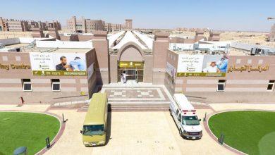 Photo of مركز لقاحات كورونا بجامعة الجوف يواصل أعماله في إجازة عيد الأضحى المبارك