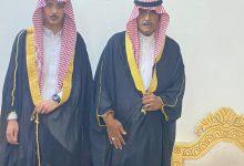 """Photo of خلف العياط القويني يحتفل بزواج ابنه """"فهد"""""""