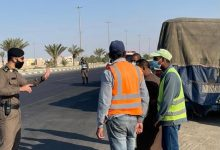 Photo of مرور القريات ينفذ خطته المرورية مع بداية العام الدراسي الجديد