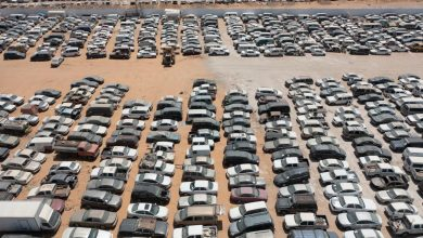 Photo of أمانة الجوف وبلدياتها ترفع أكثر من 2400 سيارة تالفة لمعالجة التشوه البصري
