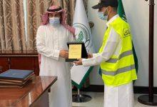 Photo of محافظ القريات يُستقبل فريق من الخطوط الحديدية السعودية