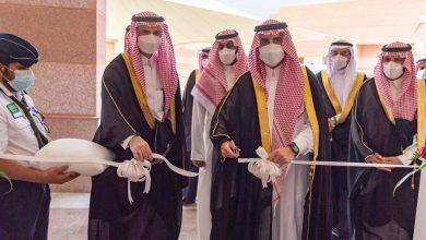 Photo of سمو أمير الجوف يدشن عدداً من المشروعات بالمدينة الجامعية بقيمة تتجاوز 482 مليون ريال