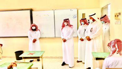Photo of محافظ طبرجل يتابع سير الدراسة في مدارس المحافظة