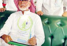 Photo of عبيد الله صامد الشراري يحصل على جائزة أفضل مزارع بمنطقة الجوف لعام 2021