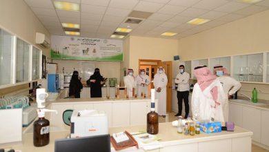 Photo of فرع وزارة البيئة والمياه يلتقي بفريق من جامعة الجوف لتفعيل اتفاقية التعاون