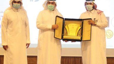 Photo of الدكتور الصاعدي يتفقد جمعية الادارة الصحية بالدمام ويكرم 80متطوع ومتطوعة