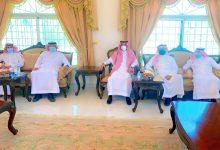 Photo of محافظ طبرجل يعزي عائلة اللحاوي